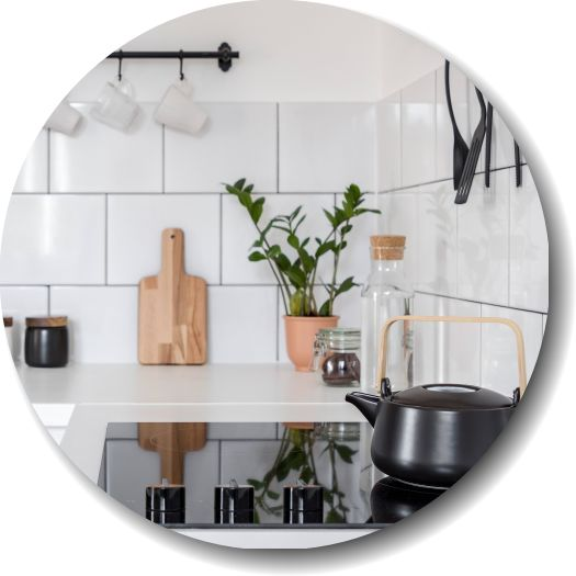 Glasgow Tiling Services -  Kitchen Tilers